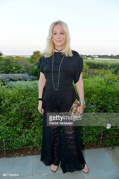 Nina Griscom attends Tom Diane Tuft and Christina Cuomo Celebrate the Launch of Jay McInerney's New Novel Bright Precious Days at Private Residence...