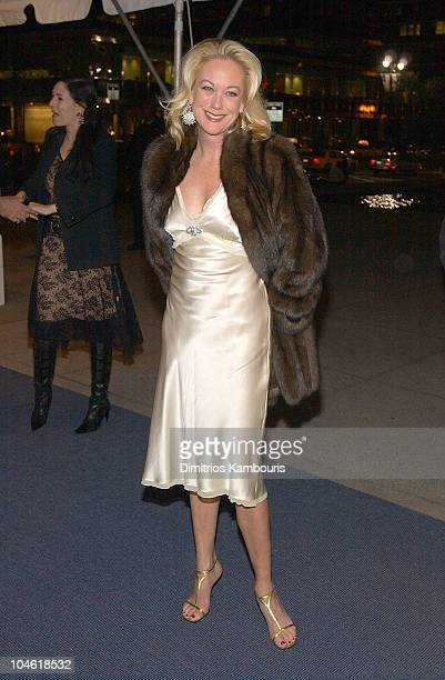 Nina Griscom during The Return Of Maserati To America at Four Seasons Restaurant in New York City New York United States