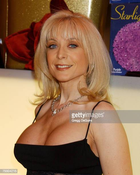 Nina Hartley at the Hustler Hollywood in West Hollywood California