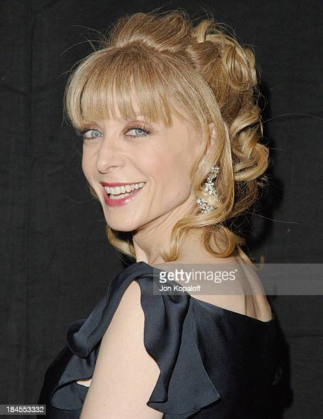 Nina Hartley during 2006 AVN Awards Arrivals and Backstage at The Venetian Hotel in Las Vegas Nevada United States