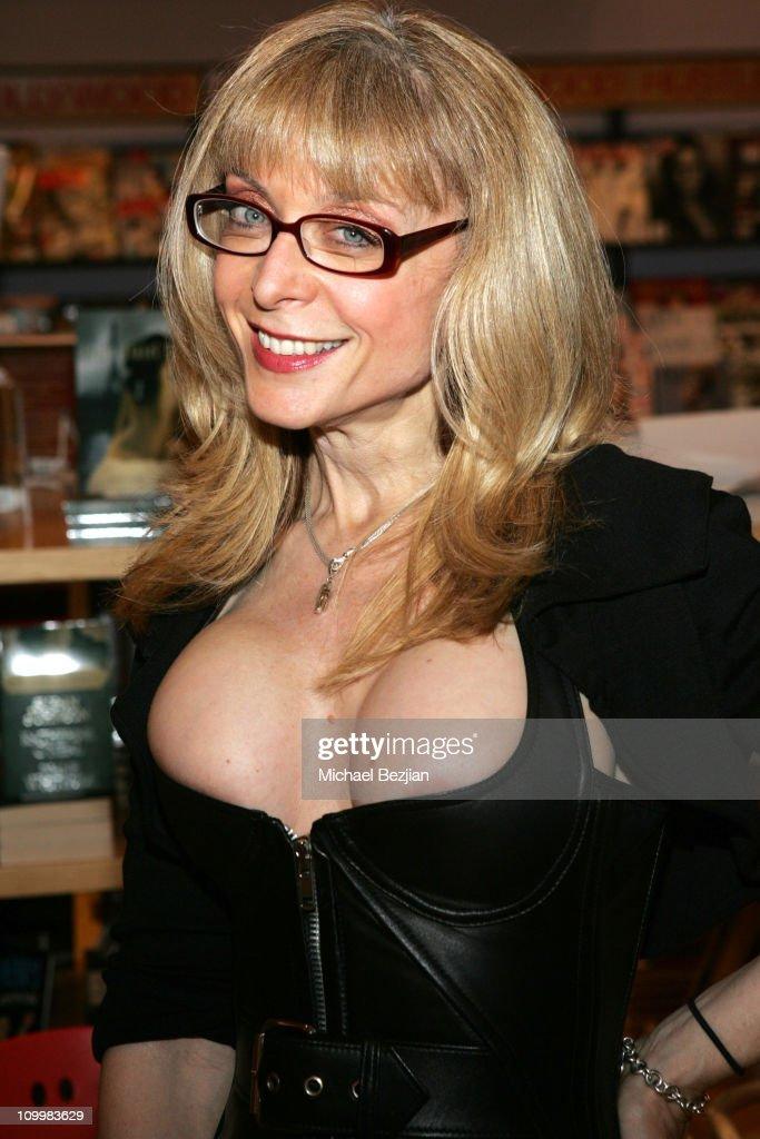 Carly Milnes Naked Ambition Book Reading October 21 2005 Nina Hartley