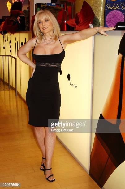 Nina Hartley during The Couple's Corner Event hosted by Adam Eve at Hustler Hollywood in West Hollywood California United States