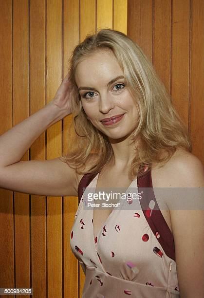 Nina Hoss Porträt geb 07 Juli 1975 Porträt Sternzeichen Krebs 41 Verleihung des Adolf Grimme Preises Marl PNr 359/2005 Schauspielerin Promi Promis...