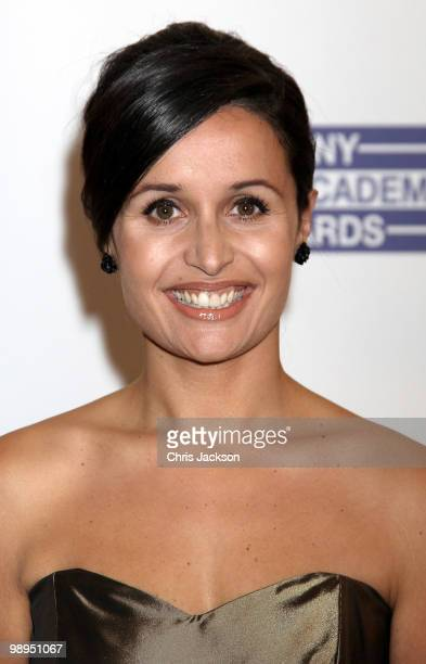 Nina Hossain attends the Sony Radio Academy Awards at The Grosvenor House Hotel on May 10 2010 in London England