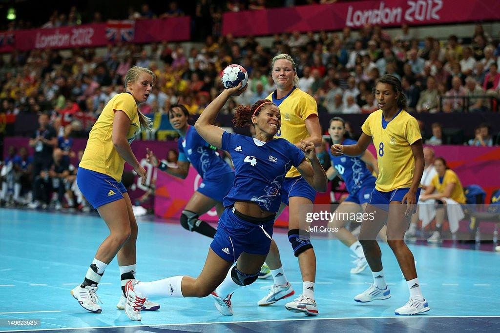 Olympics Day 5 - Handball