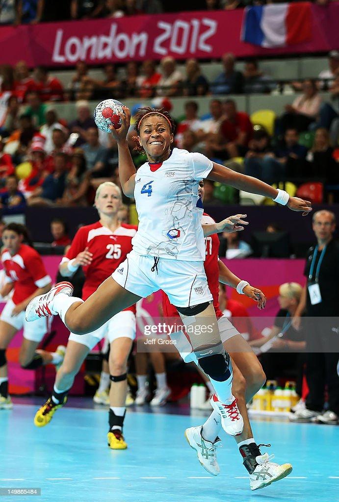 Olympics Day 9 - Handball