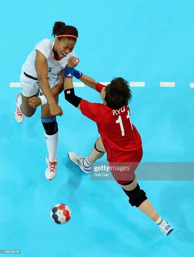 Olympics Day 7 - Handball