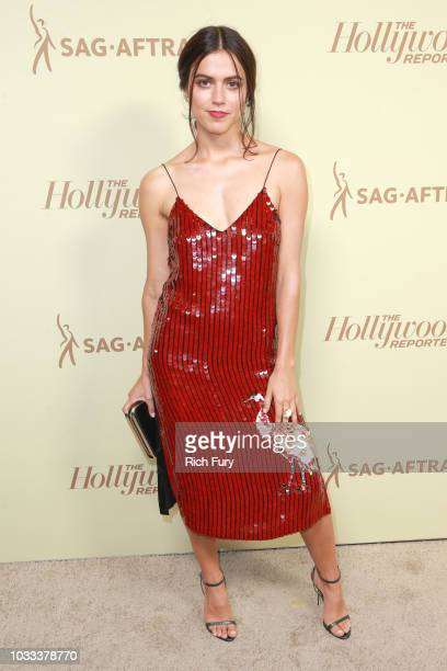 Nina Kiri attends The Hollywood Reporter SAGAFTRA 2nd annual Emmy Nominees Night presented by Douglas Elliman and Heineken at Avra Beverly Hills...