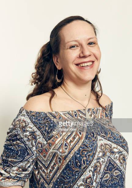 Nina Krstic of the film 'Qualified' poses for a portrait at the 2019 SXSW Film Festival Portrait Studio on March 9 2019 in Austin Texas
