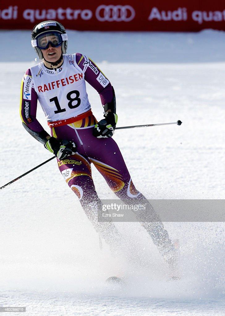 2015 FIS Alpine World Ski Championships - Day 11