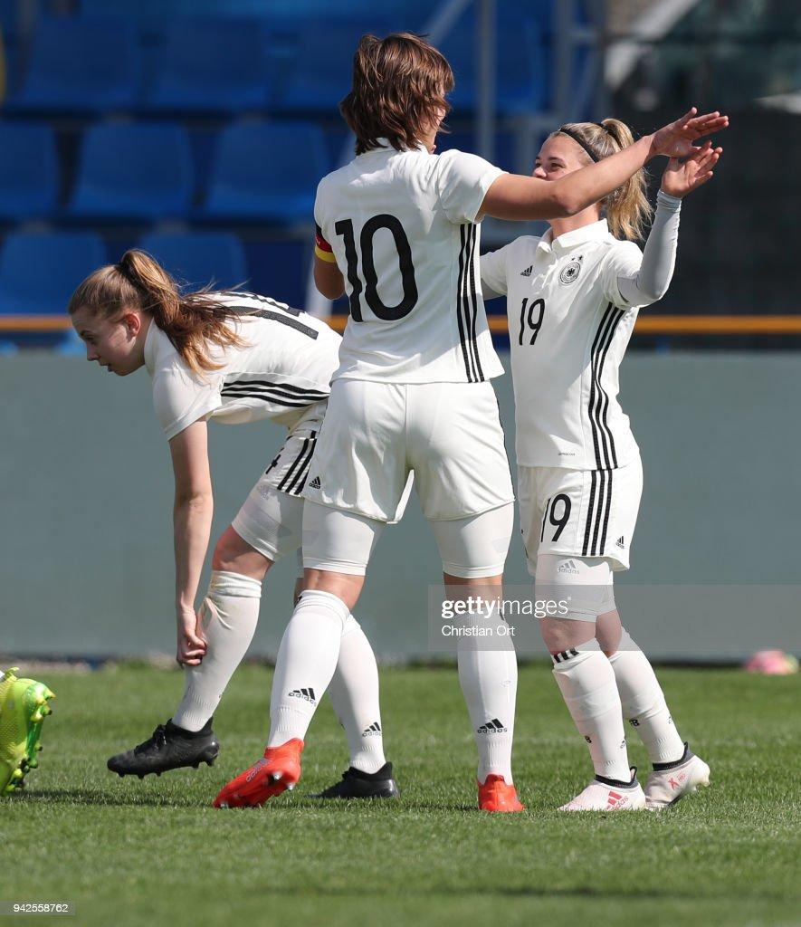 Women's U19 Germany v Women's U19 Israel - UEFA Women's Under19 Elite Round