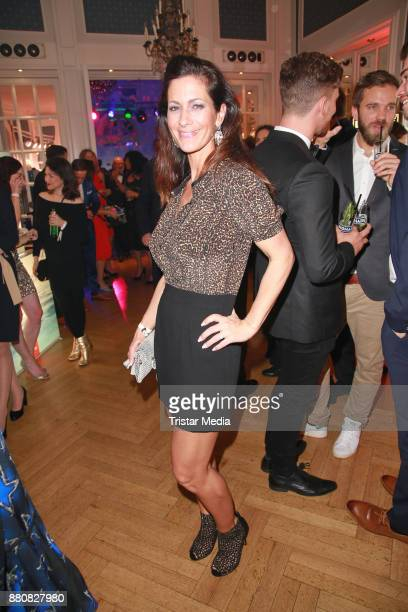 Nina Marlisa Lenzi attends the Movie Meets Media event 2017 at Hotel Atlantic Kempinski on November 27 2017 in Hamburg Germany