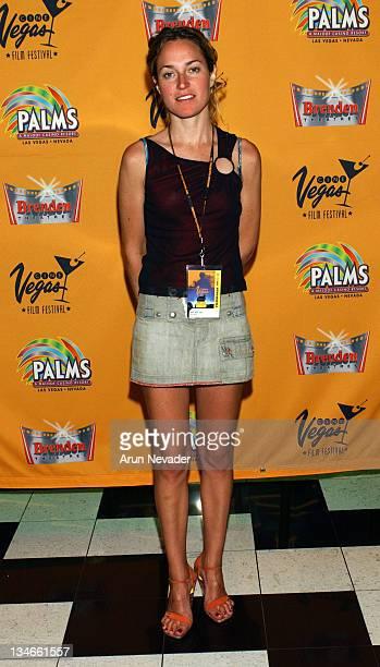 Nina Martinek director of The Dock during CineVegas 2004 Short Films Arrivals at Brenden Theatres in Las Vegas Nevada United States