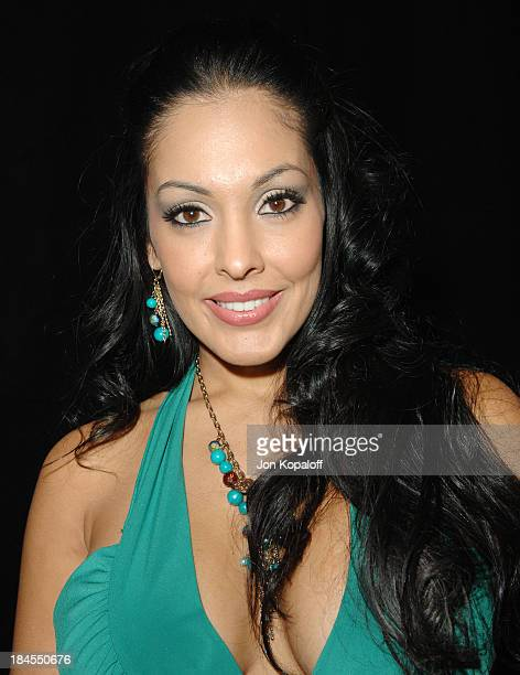 Nina Mercedez Vivid Contract Performer during 2006 AVN Awards Arrivals and Backstage at The Venetian Hotel in Las Vegas Nevada United States