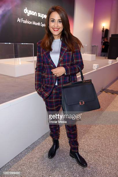 Nina Moghaddam attends the 'Dyson Launch Event' at Hotel de Rome on October 17 2018 in Berlin Germany