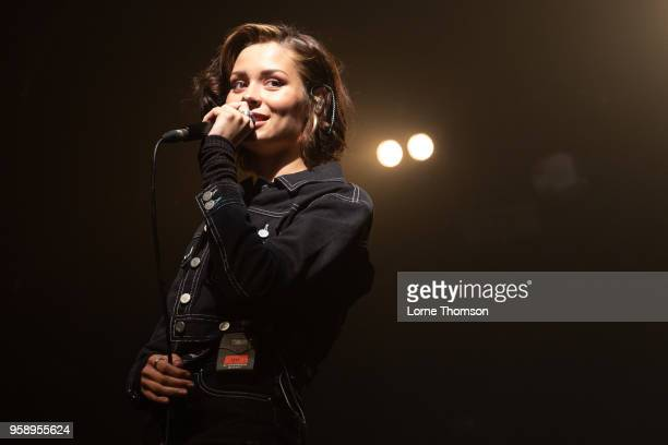 Nina Nesbitt performs live on stage at Heaven on May 15 2018 in London England