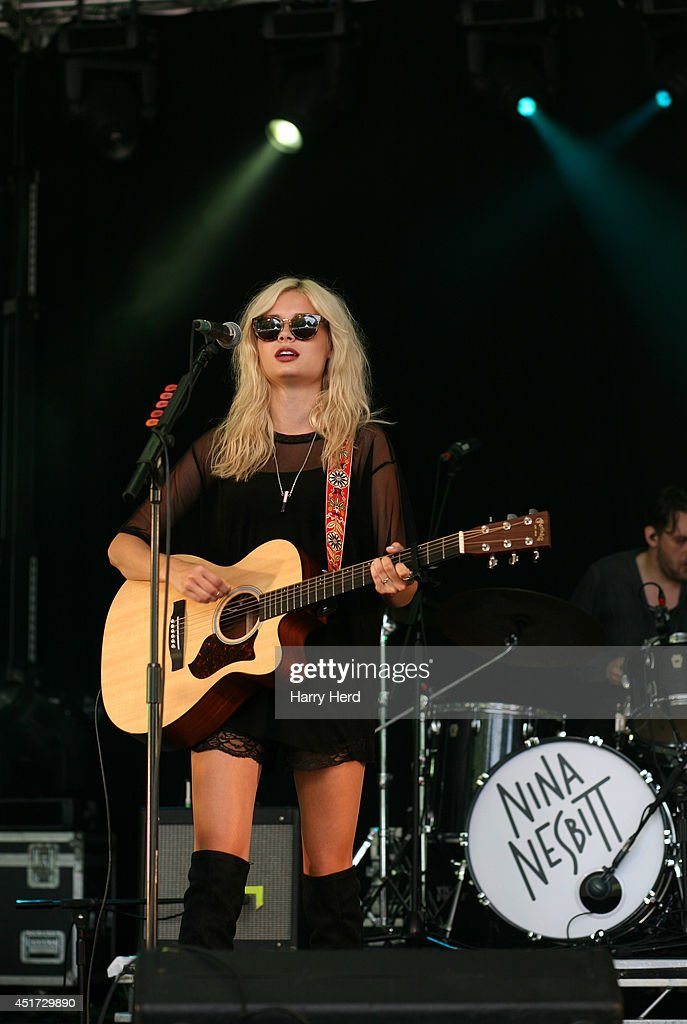 Cornbury Music Festival 2014 - Day 2 : News Photo