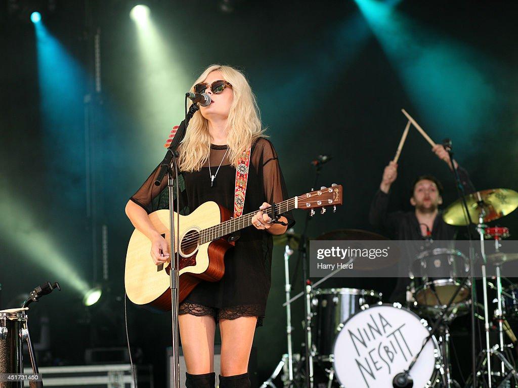 Cornbury Music Festival 2014 - Day 2 : News Photo