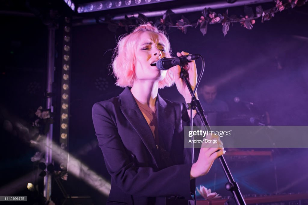 GBR: Nina Nesbitt Performs At The Wardrobe Leeds