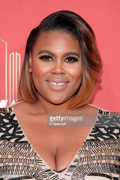Nina Parker attends the 2016 VH1 Divas Holiday Unsilent Night at Kings Theatre on December 2 2016 in the Brooklyn borough of New York City