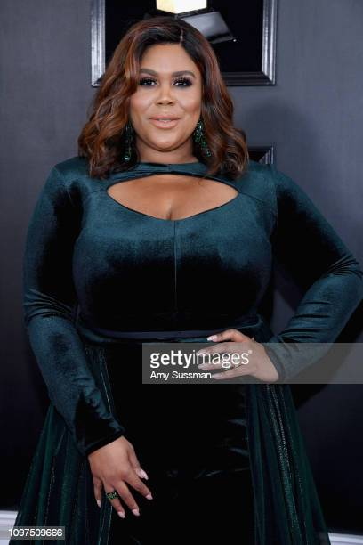 Nina Parker attends the 61st Annual GRAMMY Awards at Staples Center on February 10 2019 in Los Angeles California