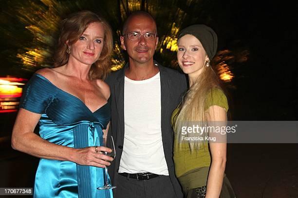 Nina Petri Christoph Maria Herbst Und Susanne Bormann Nach Der Premiere Der Nibelungenfestspiele In Worms