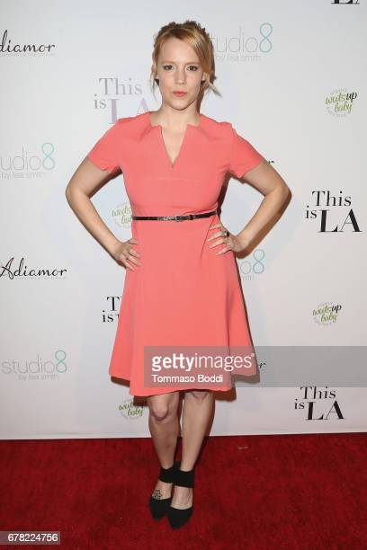 "Nina Rausch attends the Premiere Party For Circle 8 Production's ""This Is LA"" at Yamashiro Hollywood on May 3, 2017 in Los Angeles, California."