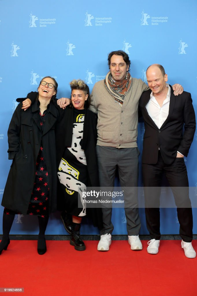 'Shut Up and Play the Piano' Premiere - 68th Berlinale International Film Festival