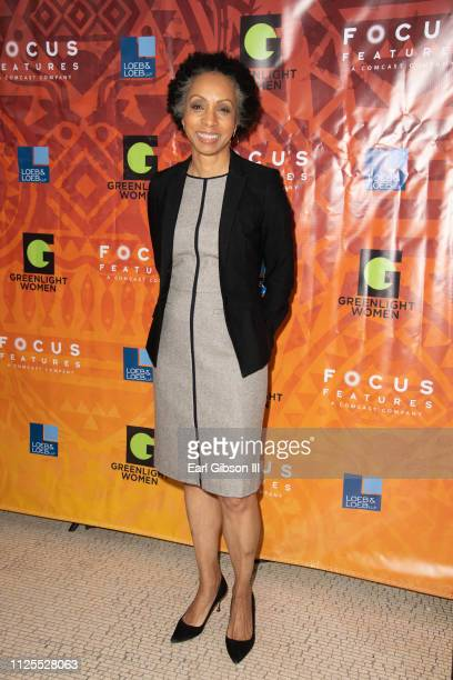 Nina Shaw attends the Greenlight Women For Black History Month Brunch Celebration at The London on February 17 2019 in West Hollywood California