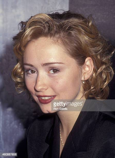 Nina Siemaszko attends 11th Annual Video Software Dealers Association Convention on July 26 1992 at the Las Vegas Convention Center in Las Vegas...