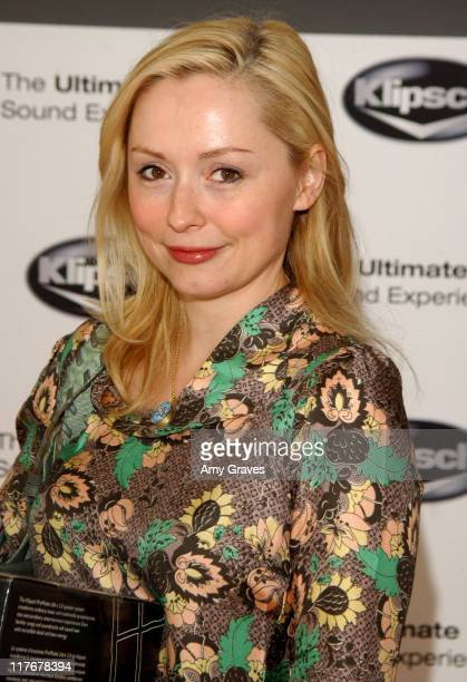 Nina Siemaszko during Silver Spoon PreEmmy Hollywood Buffet Day 2 in Los Angeles California United States Photo by Amy Graves/WireImage for Silver...