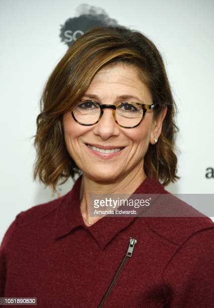 Nina Tassler attends the Women In Entertainment's 4th Annual Summit at the Skirball Cultural Center on October 11 2018 in Los Angeles California