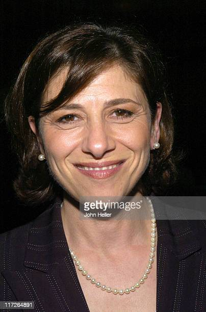 Nina TasslerPresident of CBS Entertainment during 2005 Impact Awards Gala at Bevely Wilshire in Beverly Hills California United States