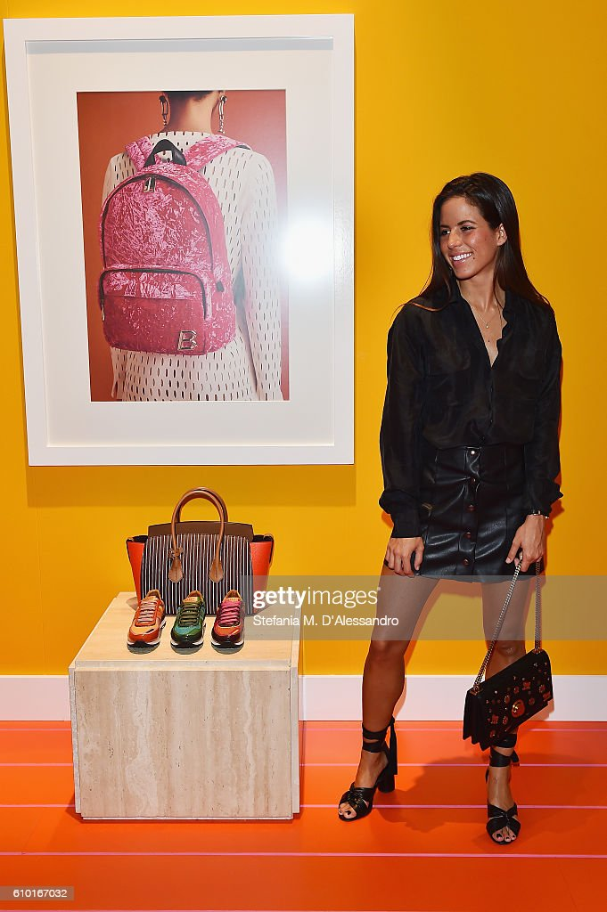 Bally Women's Spring Summer 2017 Press Presentation : News Photo