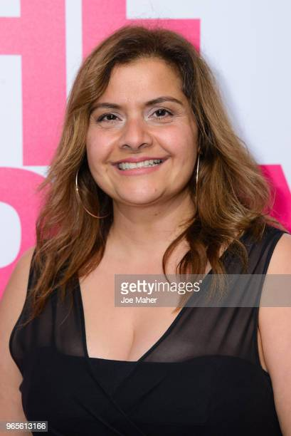 Nina Wadia attends the Rainbows Celebrity Charity Ball at Dorchester Hotel on June 1 2018 in London England