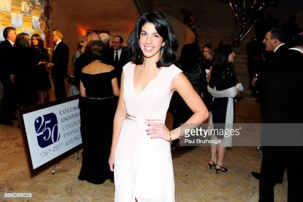 Nina Williams attends The Crown Awards Gala in celebration of the 250th Anniversary of Columbia University College of Physicians and Surgeons at...