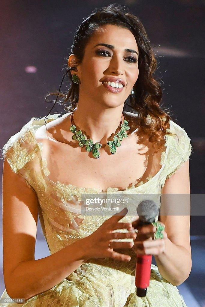 Sanremo 2018 - Day 5 - Closing Night
