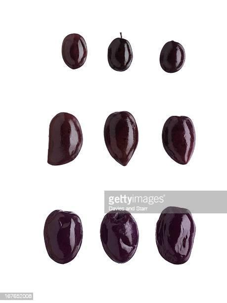 Nine Black Olives