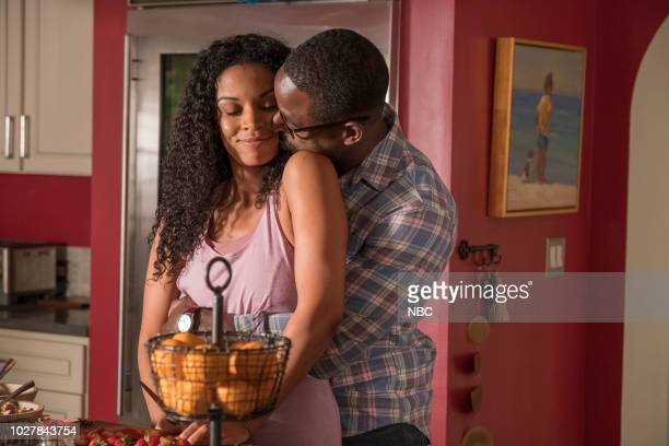 US Nine Bucks Episode 301 Pictured Susan Kelechi Watson as Beth Sterling K Brown as Randall