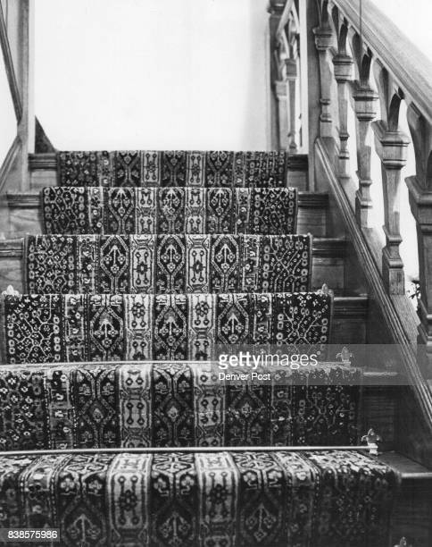 Nine homes will be featured on the annual Bromwell School Holiday House Tour Dec 13 Highlights will include restored oriental rug top left which is...