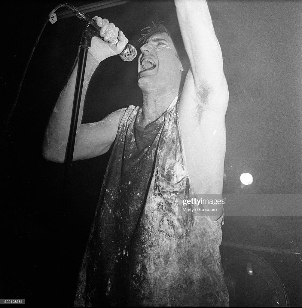 Nine Inch Nails 1992 UK Pictures | Getty Images
