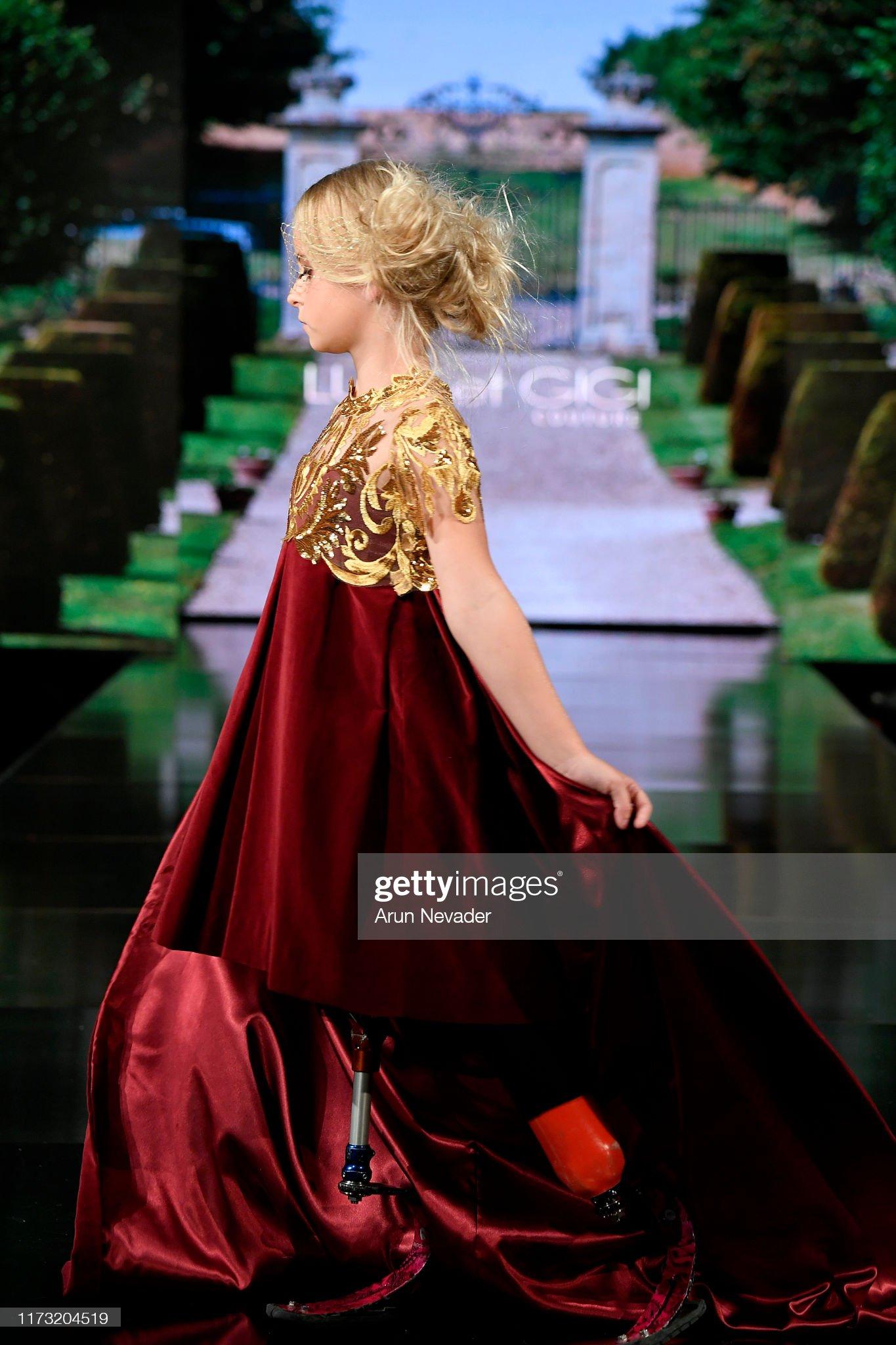 LULU ET GIGI At New York Fashion Week Powered by Art Hearts Fashion NYFW September 2019 : News Photo