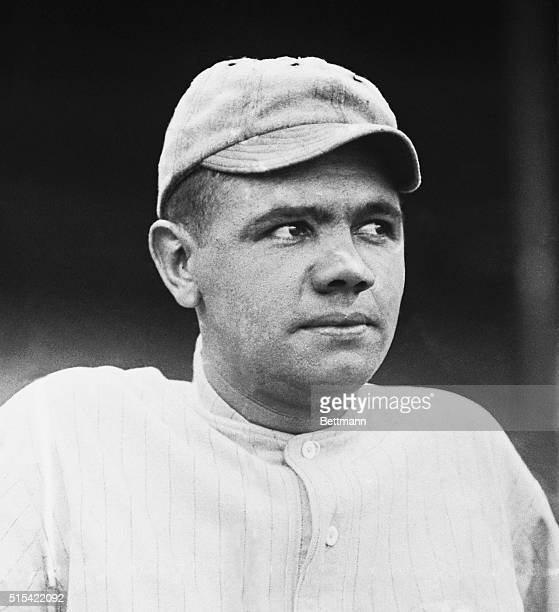 A nineteen year old husky from Baltimore reported to the Boston Red Sox near the end of 1914 baseball season for pitching duty His long hitting...