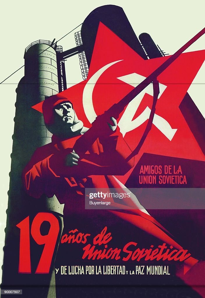 Nineteen Years of the Soviet Union and the Fight for Freedom and World Peace