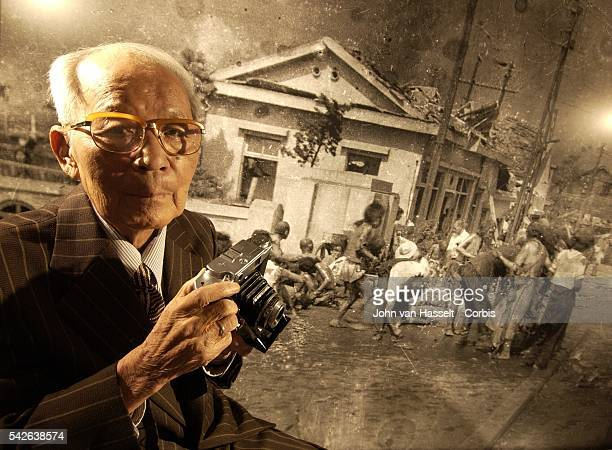 Ninetyoneyearold Yoshito Matsushige was the only photographer to have taken photos on the very day the atomic bomb was dropped on Hiroshima The image...