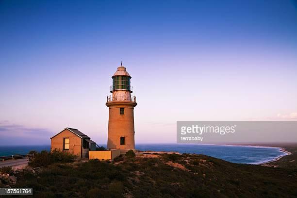 Ningaloo Lighthouse Twilight Scene