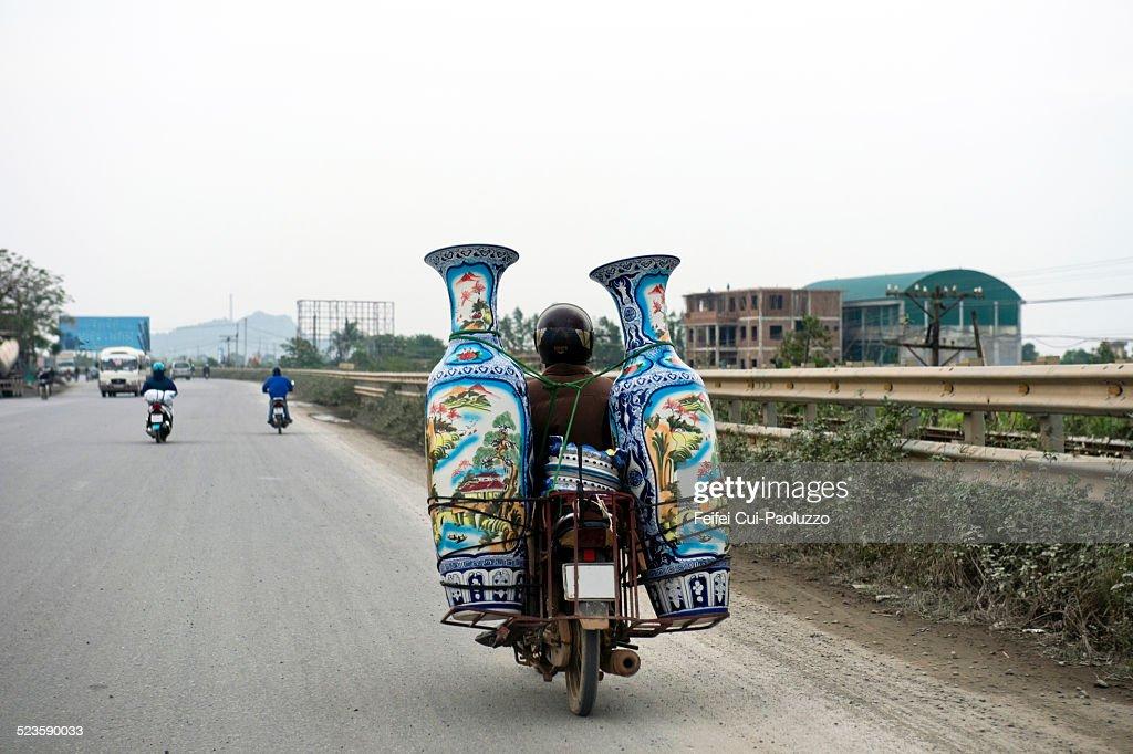 Ninh Binh Vietnam : Stockfoto