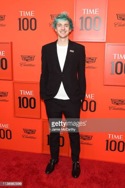 Ninja attends the 2019 Time 100 Gala at Frederick P. Rose Hall, Jazz at Lincoln Center on April 23, 2019 in New York City.