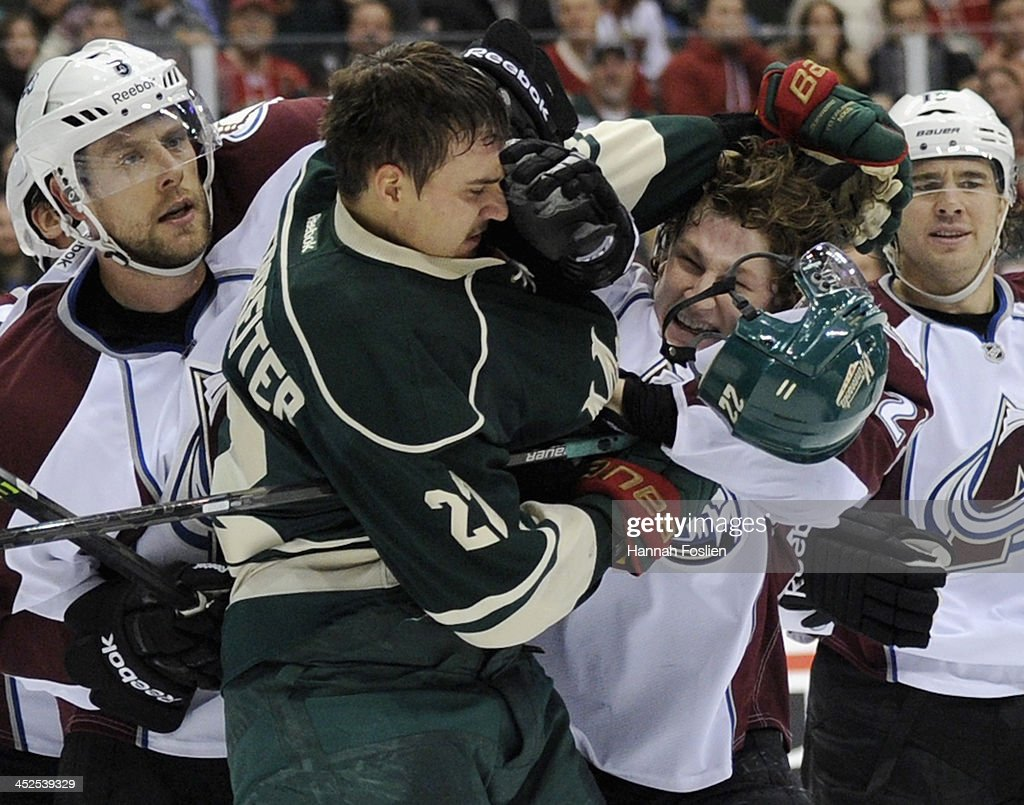 Colorado Avalanche v Minnesota Wild