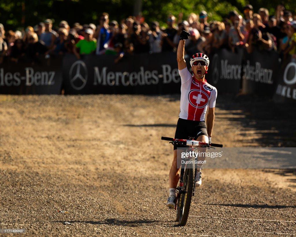 UCI Mountain Bike World Championships : ニュース写真